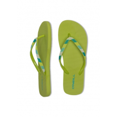 O'Neill FTW Moya Strap Papucs D (O509556m_6069-Lime Punch)