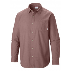 Columbia 1559531 Arbor Peak Oxford LS Shirt Ing D (AM8212-n_683-Red Rocks)