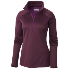 Columbia 1623911 Saturday Trail HZ Shirt Polár,softshell D (AL1557-n_575-Plum)