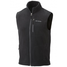 Columbia 1460001 Fast Trek Fleece Vest Mellény D (AM1056-n_010-Black)