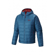 Mountain Hardwear Switch Flip Hooded Jacket Túra kabát D (1616611-n_485-Phoenix Blue)