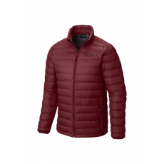Mountain Hardwear Micro Ratio Down Jacket Utcai kabát,dzseki D (1560841-n_611-Smolder Red)