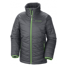 Columbia Mighty Lite(TM) Jacket Utcai kabát D (WB5053l_053-Graphite)