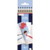 Avenue Mandarine Színezhető könyvjelző - Apák napja