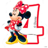 Disney Vela 4 cumpleańos Minnie Disney Cafe gyerek