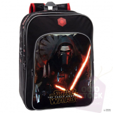 Next Door Universal hátizsák Star Wars First Order doble bolsillo nagye gyerek