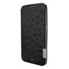 Piel Frama Samsung Galaxy S6 Edge Plus Framaslim eredeti struccbőr tok, fekete