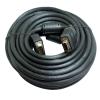 7593-FPS-15 VGA hosszabbító kábel 15m árnyékolt fekete