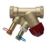 Heimeier TA TBV-C készülék beszabályozó szelep DN15 normal flow