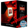 AMD FX-9590 AM3+ 4,7GHz BOX Black Edition (Ventilátor nélkül)