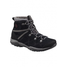 Columbia 1641101 Minx Fire Mid Waterproof Csizma D (BL1648-n_010-Black)
