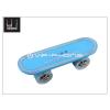 LED LED Sound Bluetooth hangszóró v2.1 - LED Sound Skateboard - kék