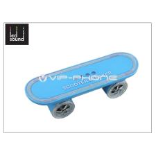 LED LED Sound Bluetooth hangszóró v2.1 - LED Sound Skateboard - kék mobiltelefon kellék