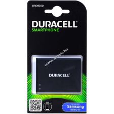 DURACELL akku Samsung típus EB-L1G6LVA (Prémium termék) pda akkumulátor
