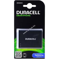 DURACELL akku Samsung típus EB-L1G6LLK (Prémium termék) pda akkumulátor