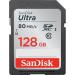 SanDisk Ultra SDXC 128GB Class 10 80MB/s SDSDUNC-128GB