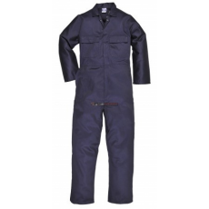 Portwest S998 Euro Work pamut overál (NAVY XS)