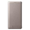 Samsung Galaxy A5 (2016) gyári flip tok, arany, EF-WA510PF, (SM-A510)