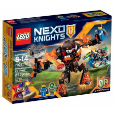 LEGO Nexo Knights Infernox captures the Queen 70325 lego