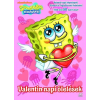 JCS Média Kft. SpongyaBob Kockanadrág - Valentin-napi ölelések