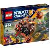 LEGO Nexo Knights Molto Láva rombolója 70313
