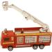 Tűzoltóautó emelőkosárral 20 cm