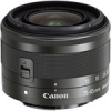 Canon EF-M 15-45mm F3.5-6.3 IS STM - graphite