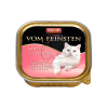 Animonda Cat Vom Feinsten Adult, pulykaszív 24 x 100 g (83438)