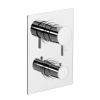 Sapho Rhapsody falba süllyesztett termosztatikus zuhanycsaptelep Cikkszám: NU55169