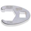 BGS Hidraulika kulcs 17mm, 3/8