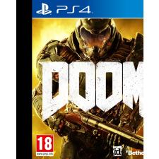 Bethesda Doom PS4 videójáték