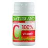 Naturland 100% C-vitamin por - 100g