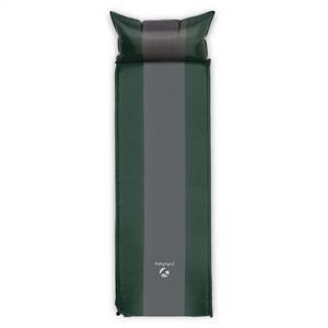 Yukatana Goodsleep 7, 7 cm, zöld-szürke, felfújható habszivacs, matrac, önfelfújó