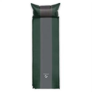 Yukatana Goodsleep 3, 3 cm, zöld-szürke, felfújható habszivacs, matrac, önfelfújó