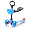 Meteor Three Wheel 2in1 roller - Blue