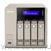 QNAP TVS-463 (NAS, 4HDD hely, SATA, CPU: 2,4GHz, RAM: 4 GB, 2x RJ-45, 5x USB3.0)