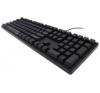 Ducky Channel Ducky ONE Gaming Tastatur, MX-Black, kék LED - fekete billentyűzet