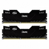 Team Group Dark Series, DDR3-1600, CL9 - 16 GB Kit - fekete