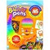 Blendy Pens - Színező sablon - Hőlégballon