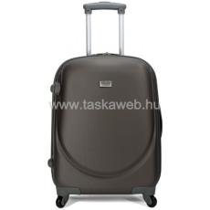 BENZI-BOSSANA-GLADIATOR Bossana négykerekű kis bőrönd 50 cm BOS-1321
