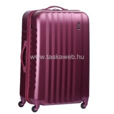 YEARZ - MARCH YEARZ bordás négykerekű nagybőrönd Y044-L