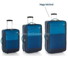Gabol Reims kétkerekű nagy bőrönd GA-1110l-kék