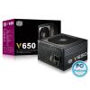 CoolerMaster 650W V650 80+ Gold Modular 650W,1xFAN,12cm,Aktív PFC