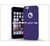 Apple Apple iPhone 6/6S szilikon hátlap - Jelly Flash - lila tok és táska
