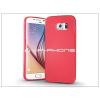 Samsung Samsung SM-G920 Galaxy S6 szilikon hátlap - Jelly Bright 0,3 mm - pink