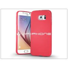 Samsung Samsung SM-G920 Galaxy S6 szilikon hátlap - Jelly Bright 0,3 mm - pink tok és táska