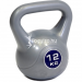 Aktivsport Kettlebell 12 kg műanyag bevonattal Aktivsport
