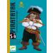 DJECO Piratatak Kártya