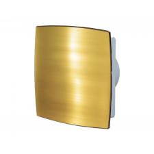 Vents Hungary Vents 150 LDTH AUTO Automata zsaluval és zárt előlappal (arany) Időkapcsolóval és Páraérzékelővel hűtés, fűtés szerelvény