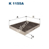 Filtron K1155A Filtron pollenszűrő